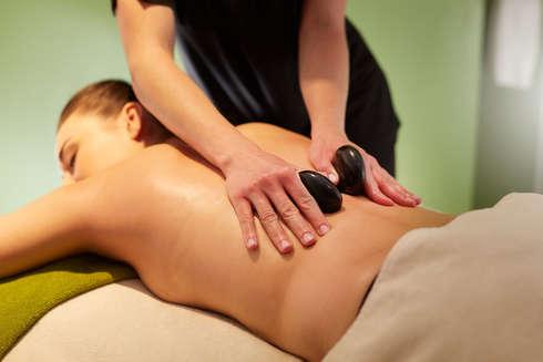 Soin bien-être Zen espace Le Magma Massage